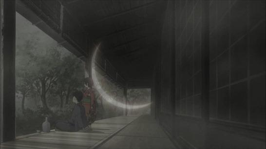 第1話「緑の座」しんらと廉子(レンズ)ばあさん