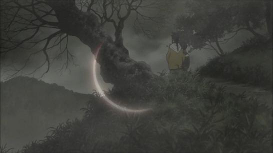 第15話 「春と嘯く」すず(眠る少年)と美春(姉ちゃん)