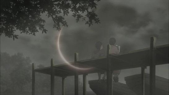 第16話 「暁の蛇」カジとさよ(記憶を蟲に食べられてしまう母ちゃん)