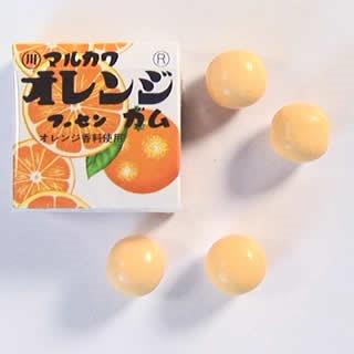 マルカワ オレンジ(4粒入り)