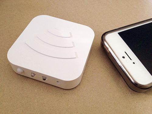 IRKitとスマートフォン