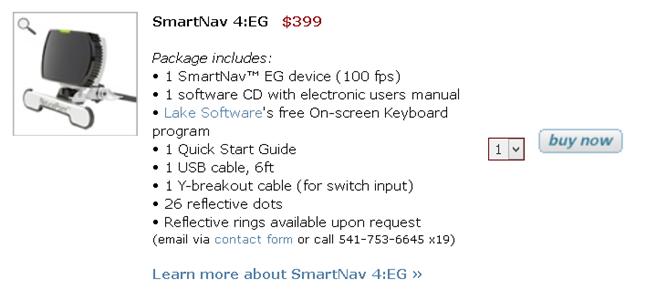 SmartNav 4EG $399