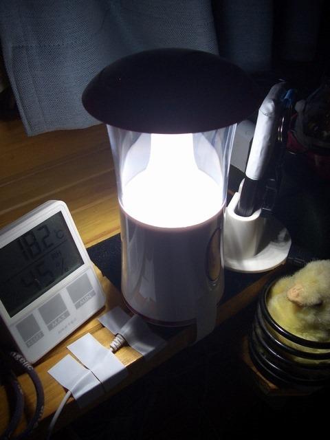 USB充電式のポータブルLEDランタンCW8736強い光