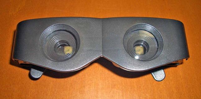 Zoomies眼鏡型双眼鏡