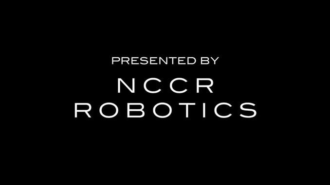 プレゼンテッドバイ NCCR Robotics