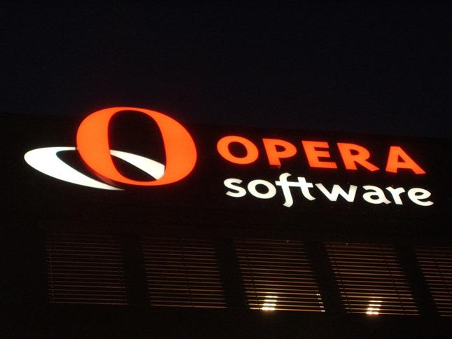 Opera20.0を使ってみて