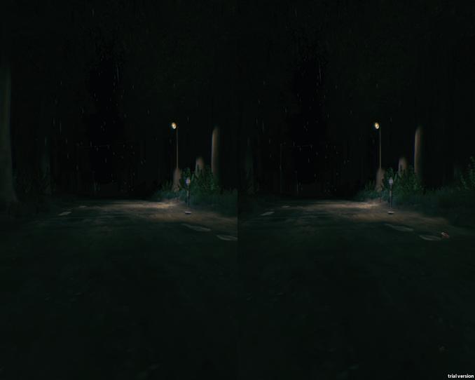 見なれた街灯
