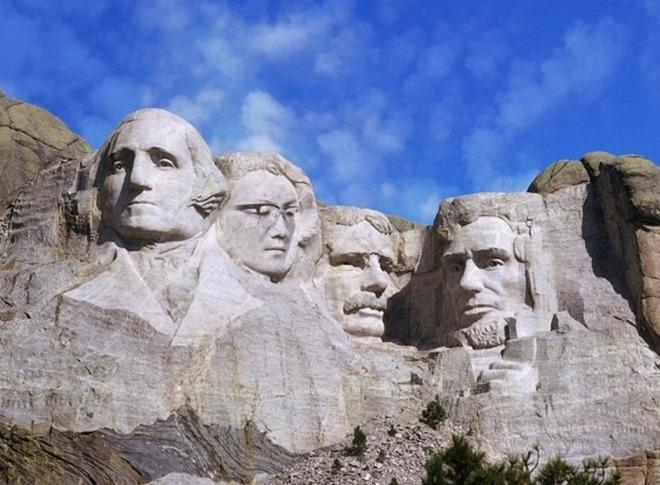 歴代大統領風
