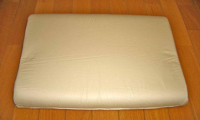 床ずれ防止用ムートン枕の中身のウレタン