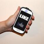 Facebookのライクボックス(LIKE BOX)の背景色を白色にする方法