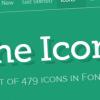 WordPressのグローバルナビメニューにFont Awesomeのアイコンフォントを表示させる方法