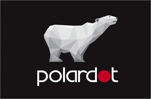 Polar Dot on Logoturn