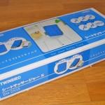 最近肩こりがひどいので「ツインバード シートマッサージャー」を買ってみた。ポータブルなのでどこでも使えます。