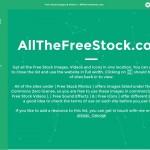 クレジット表記不要なCC0の高画質写真サイトを一覧で表示してくれる「AllTheFreeStock」でアイキャッチ探し