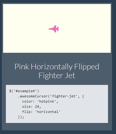 Pink Horizontally Flipped Fighter Jet