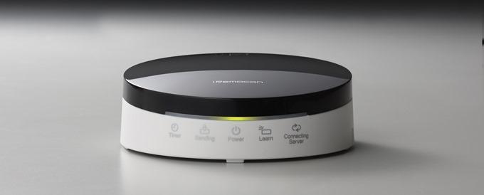 iRemocon Wi-Fi正面