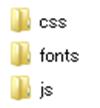 コピーするファイル