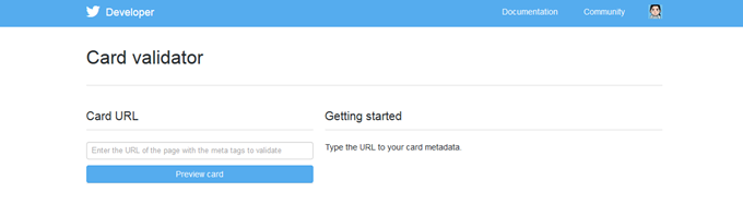 Card validator