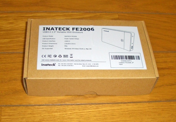 Inateck HDD外付けケース