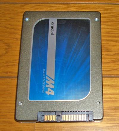 SSDドライブ