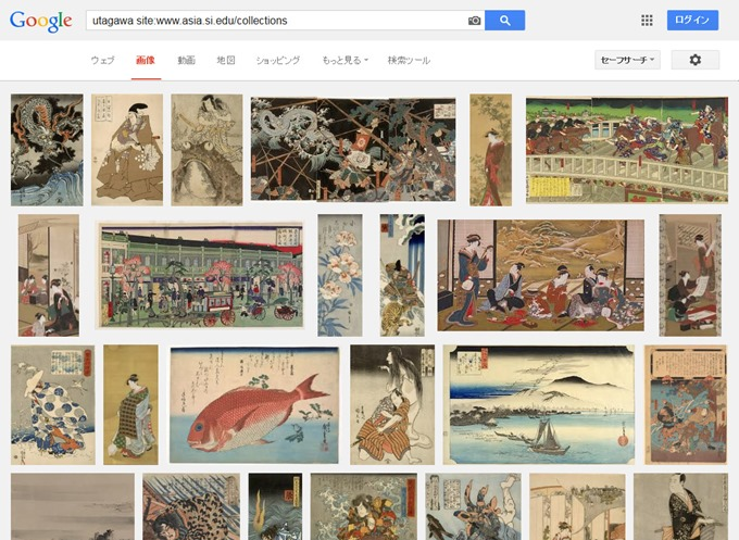 utagawa site-www.asia.si.edu-collections - Google 検索