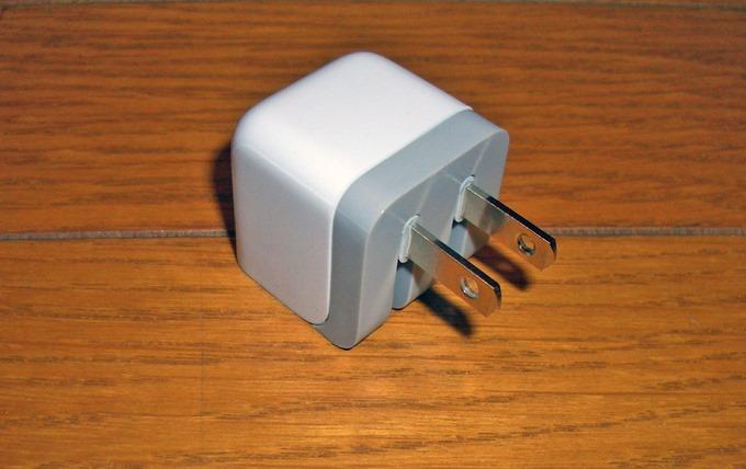 USB FACE AVA-ACU01F1 中身斜め後ろから