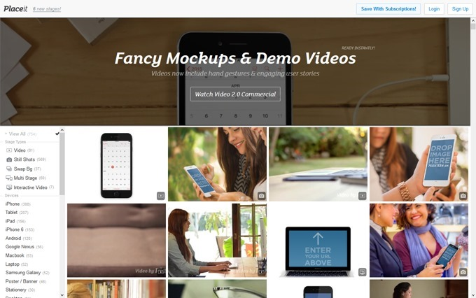 660  Free Product Mockups ~ Placeit