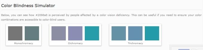 色覚不全シミュレーター(Color Blindness Simulator)