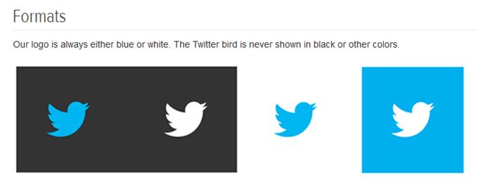 Twitterのロゴ素材