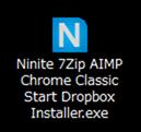 Ninite 7Zip AIMP Chrome Classic Start Dropbox Installer