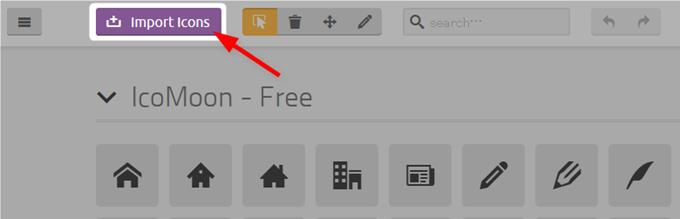 SVGファイルのインポート