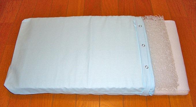 ブレスエアーの枕