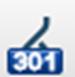 301リダイレクトのボタン