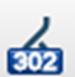 302リダイレクトのボタン
