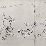 ブログの挿し絵などに「鳥獣戯画製作キット」がいと楽し