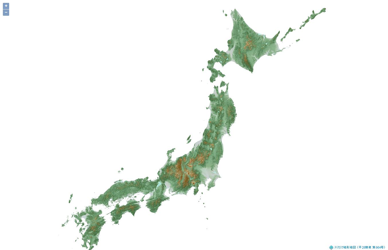 Googleマップでは見られない情報を扱っている特化型地図サービスまとめ