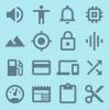 マテリアルデザイン向けに作成されたGoogleアイコンフォント「Material icons」の使い方