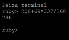 paiza.IOのコンソールで計算