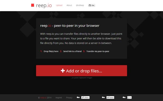 reep.ioを開く