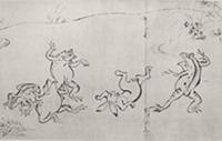 鳥獣戯画の小さな画像
