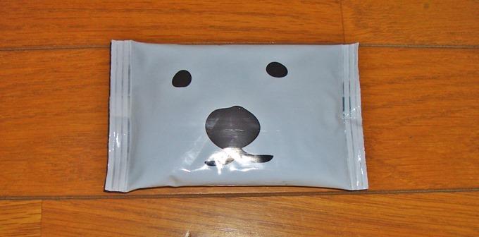 シロクマの保冷剤(1個だけ)