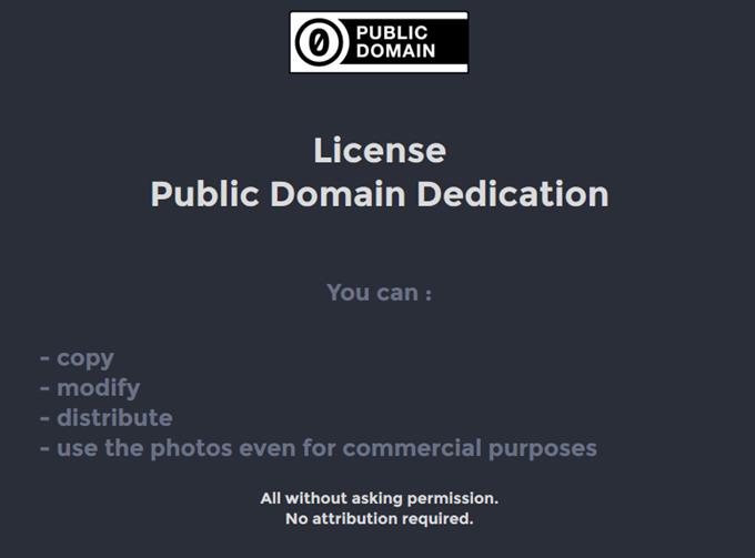 SKUAWKのライセンスページ
