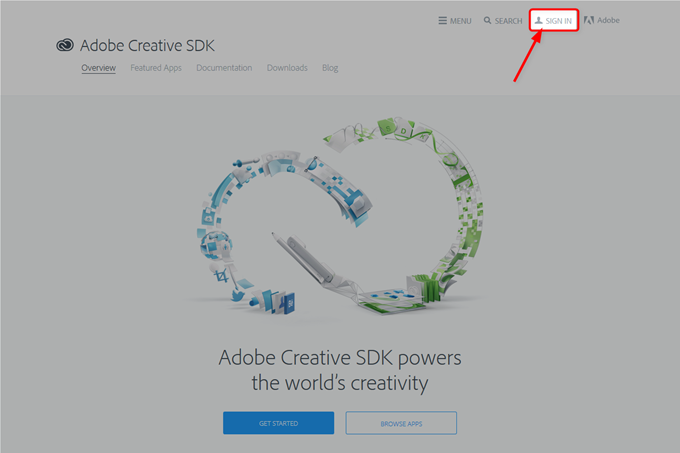 Adobe Creative SDK