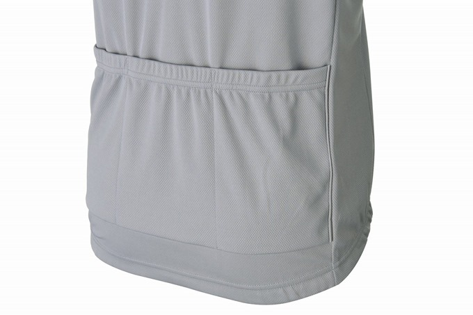 サイトウインポート半袖ジャージの背面ポケット