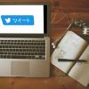 刷新されたTwitterボタンを「横型のバルーン付きボタン」にする方法