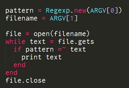 MyricaでRubyのファイル操作を表示