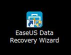 EaseUS Data Recovery Wizardの起動
