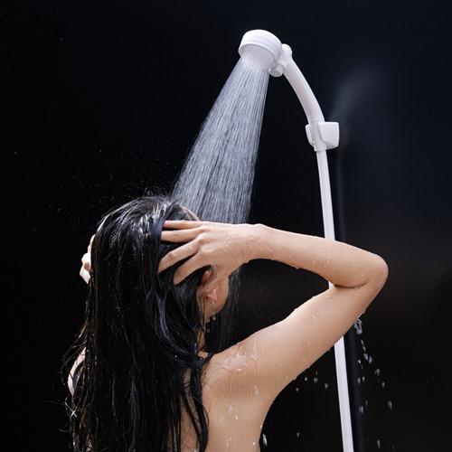 タカギのシャワーヘッド(フックタイプ)