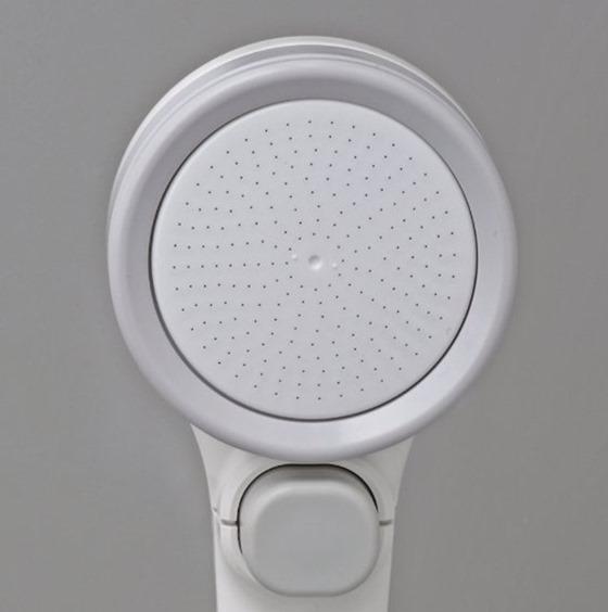 タカギのシャワーヘッドの穴
