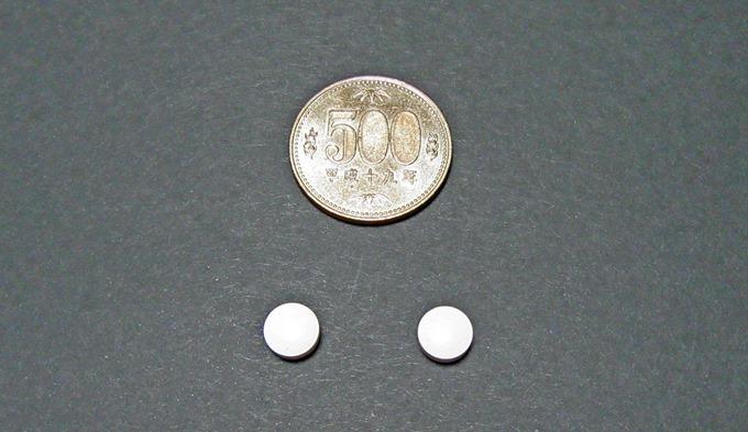 ヨーグルト10個分の乳酸菌の錠剤
